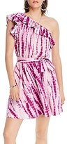 Lini Melissa Tie-Dyed One-Shoulder Dress - 100% Exclusive