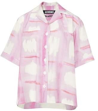 Jacquemus Vallena shirt