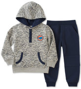 Kids Headquarters 2-Pc. Hoodie and Joggers Set, Toddler Boys (2T-5T)