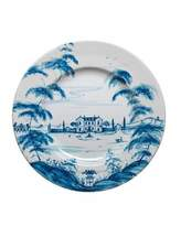Juliska Country Estate Delft Blue Dinner Plate
