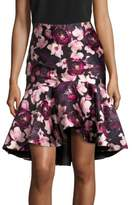 Romance Was Born Queen of the Night Magnolia Blossom Skirt