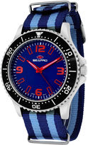 Seapro Sea-Pro Tideway Mens Two Tone Strap Watch-Sp5313nbl