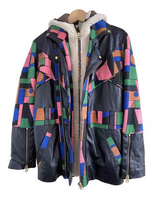 Heimstone Black Leather Jackets