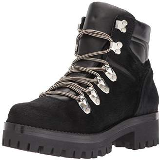 Shellys Women's Tulle Combat Boot