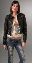 Belushi Leather Jacket