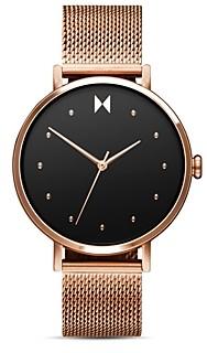 MVMT Dot Spark Mesh Bracelet Watch, 36mm