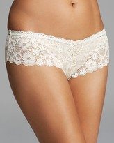 Honeydew Camellia Lace Hipster #371362