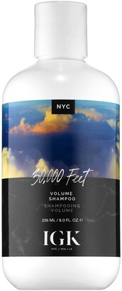 IGK 30,000 Feet Volume Shampoo