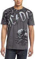 Liquid Blue Men's Ac/dc Night Prowler T-Shirt