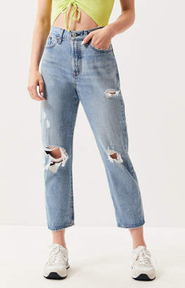 Levi's Authentic Wedgie Straight Leg Jeans