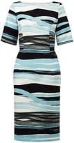 Fenn Wright Manson Petite Madrid Stripe Dress, Blue