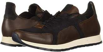 Kenneth Cole Reaction Intrepid Lace-Up C (Brown/Navy) Men's Shoes