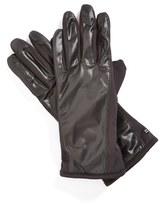 URBAN RESEARCH U R 'Racer Back' Stretch Tech Gloves