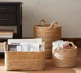 Pottery Barn Abaca Baskets