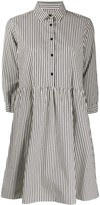Woolrich striped poplin shirt