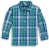 Tommy Hilfiger Plaid Shirt