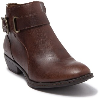 B.O.C. By Born Cloud Buckle Strap Ankle Boot