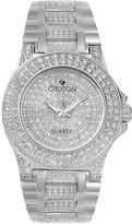Croton Men's Austrian Crystal Watch