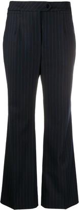 ALEXACHUNG E.Vill Boy Flare trousers