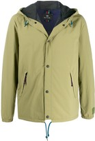 Paul Smith lightweight hooded jacket
