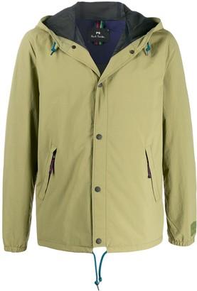Paul Smith Lightweight Hooded Jacket
