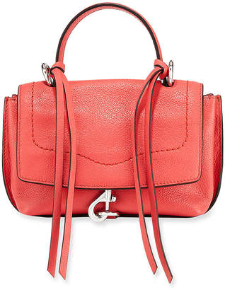 Rebecca Minkoff Stella Mini Leather Satchel Bag