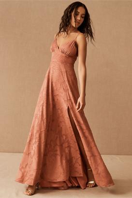 Fame & Partners Isobel Maxi Dress