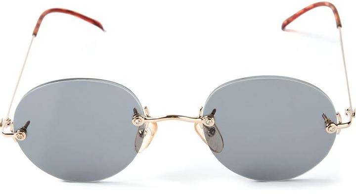 Christian Dior 90s round sunglasses