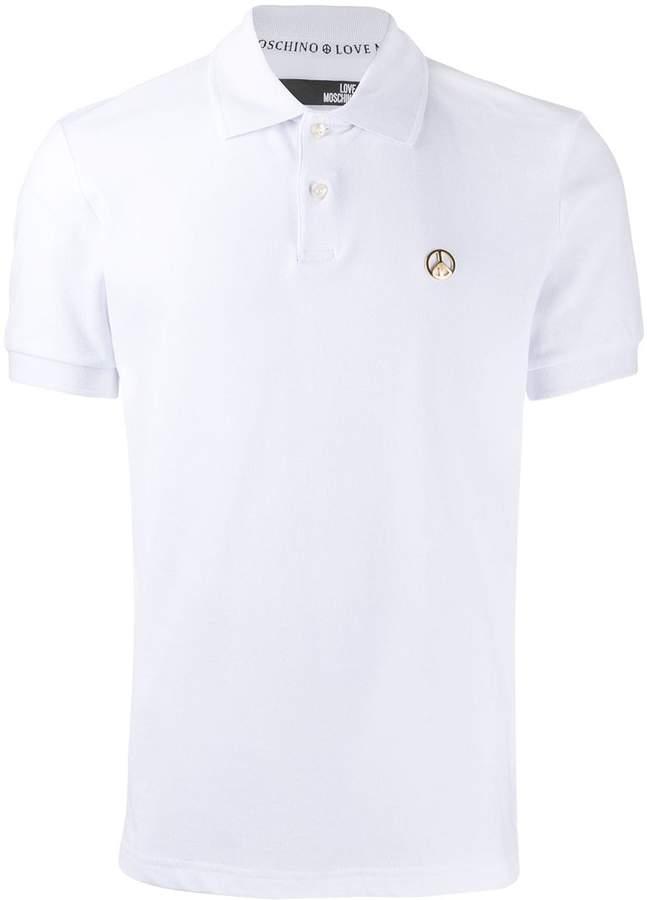 55179f403877 Love Moschino White Men's Shirts - ShopStyle