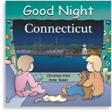 "Bed Bath & Beyond ""Good Night Connecticut"" Board Book"