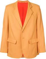 Eckhaus Latta classic tailored blazer
