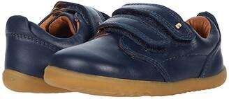 Bobux Step Up Port (Infant/Toddler) (Navy) Girl's Shoes