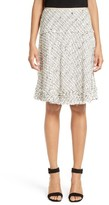 Lafayette 148 New York Women's Keana Tweed Skirt