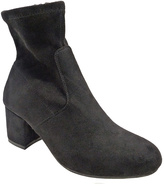 Wild Diva Black Anita Ankle Boot