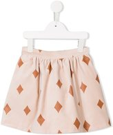 Bobo Choses 'Diamond Sky' skirt - kids - Silk/Cotton - 9 yrs