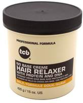 TCB 425 g Hair Relaxer Mild Strength Professional No Base Crème