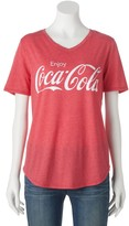 "Juniors' ""Enjoy Coca-Cola"" Graphic Tee"