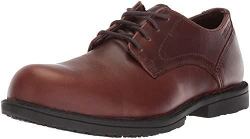 3928e3df6b9 Men's Bedford Steel-Toe Oxford SR Industrial Shoe,7.5 Extra Wide US