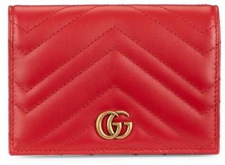 Gucci GG Marmont Passport Case