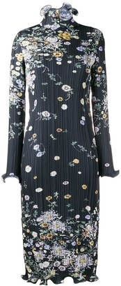 Givenchy Floral Midi Dress