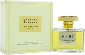 Jean Patou Women's 1000 2.5Oz Eau De Toilette Spray