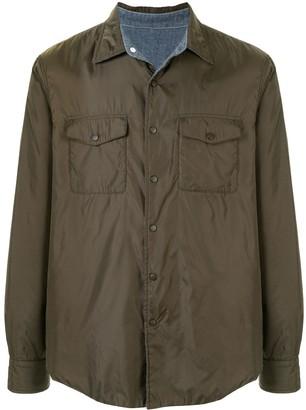 Aspesi Reversible Shirt Jacket