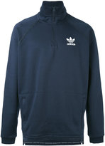 adidas NMD half-zip pullover sweater - men - Cotton/Organic Cotton/Polyester - S
