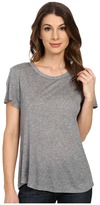 The Beginning Of Cashmere Modal Effie Perfect Fit Tee