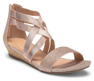 Kenneth Cole Reaction Great Stretch Wedge Sandal