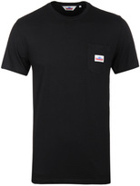 Penfield Black Patch Pocket T-shirt