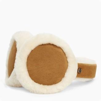 UGG Sheepskin Bluetooth Earmuff Chestnut