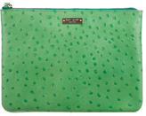 Kate Spade Embossed Zip Pouch