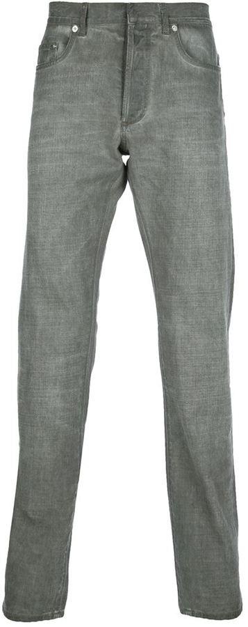 Christian Dior straight leg jean