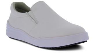 Spring Step Waevo Work Slip-On Sneaker